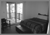 red bedroom vacation rental lake tahoe